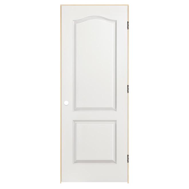 """2-Panel Prehung Door - 36"""""""