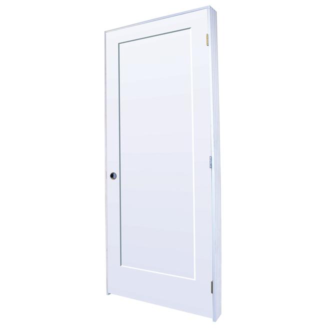 "Masonite ""Lincoln Park"" Prehung Door - 30"" x 80"" - Left Hand"