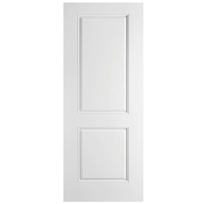 """Primed MDF Door - 2Smooth Panels - 32"""" x 78"""" x 13/8"""""""