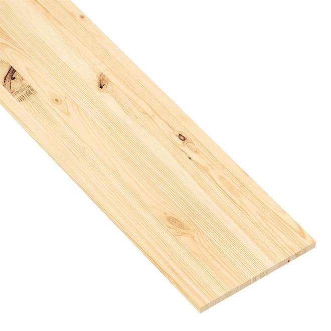 """Metrie Edge-Glued Panel """"Hobbyboard"""" - Spruce - 3/4"""" x 12"""" x 36"""" - Natural"""