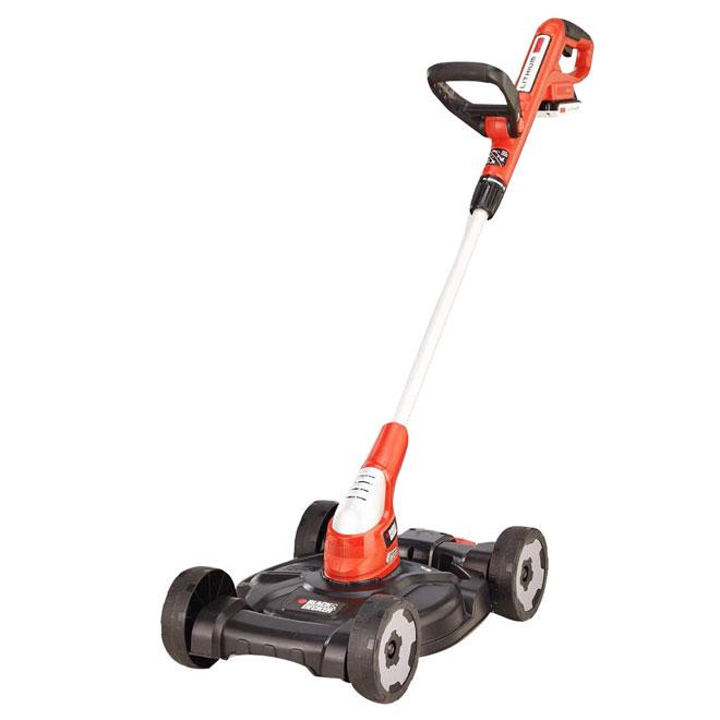 "Cordless Lawnmower 3-in-1 - 12"" - 20 V"