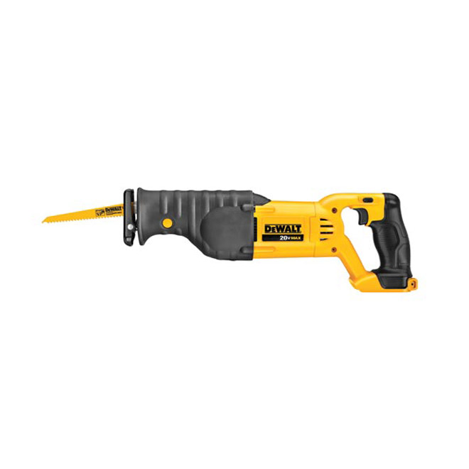 """Reciprocating Saw - Cordless - 1 1/8"""" - 20 V"""