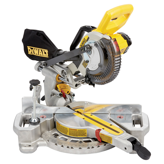 Sliding Mitre Saw - Cordless - 20V MAX