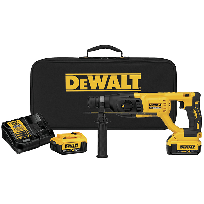 Dewalt® Rotary Hammer 20 V Max XR Brushless 1'' D-Handle