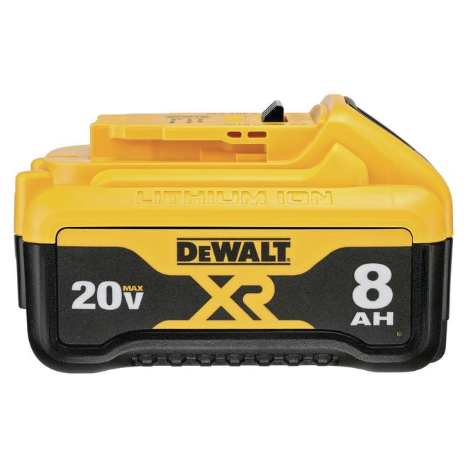 DeWalt XR 20V MAX Power Tool Battery - Lithium-Ion