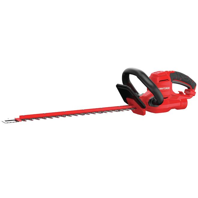 Taille-haie électrique Craftsman, 3,8 A, 22 po
