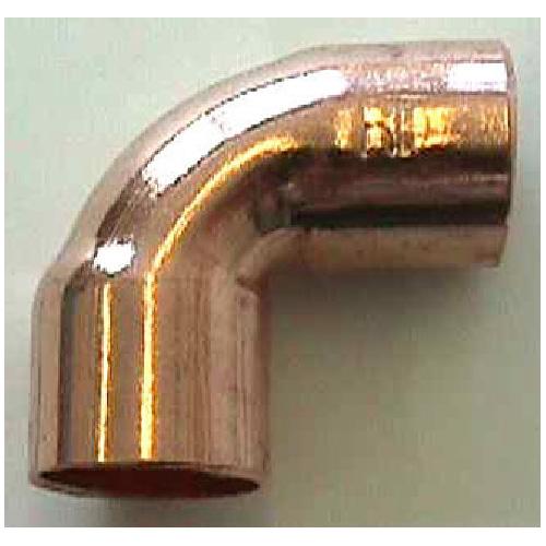 "Reducing Elbow - Copper - 1/2x3/8"" - 90°"
