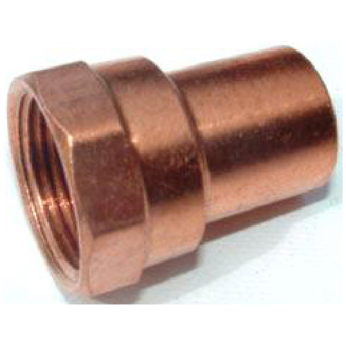 1/2-in Copper adapter