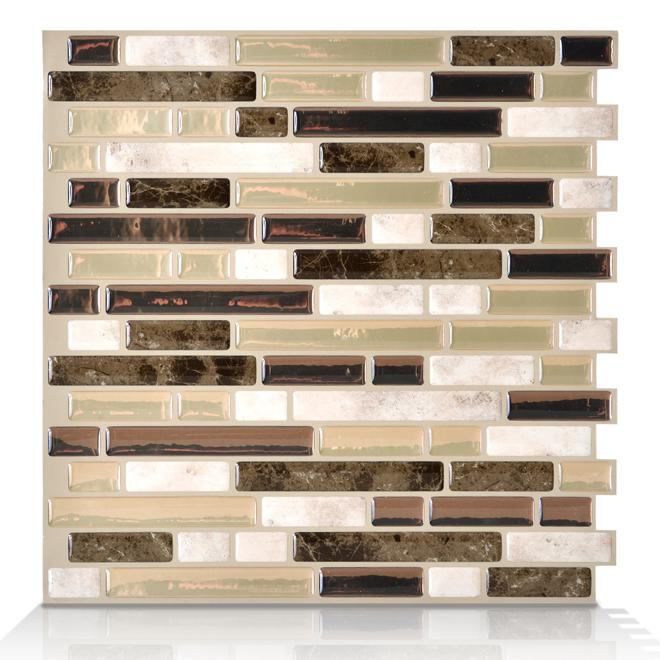 Self-Adhesive Wall Tile - Bellagio Bello - 6-Pack