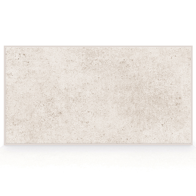 Smart Tiles Adhesive Tile - For Walls - 22.56-in x 11.38-in - Beige - 2-Pack