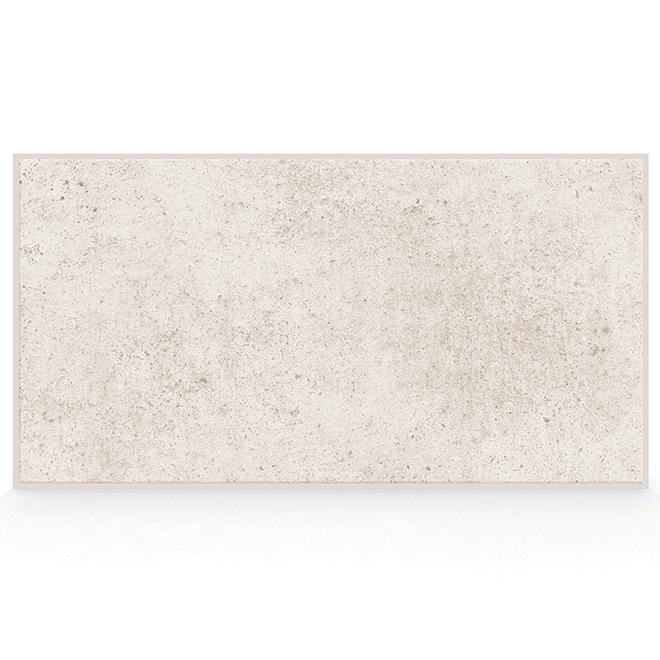 Mosaique adhésive Smart tiles, 22,56''x11,38'', beige