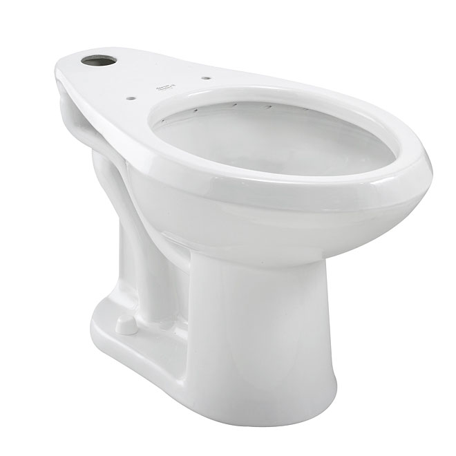 Cuvette de toilette allongée «Madera»
