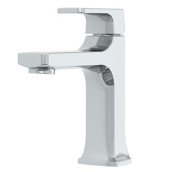 American Standard LEZ Lustrous Chrome 1-Handle Bathroom Sink Faucet