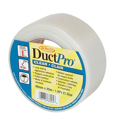 Ruban pour conduit «DuctPro»