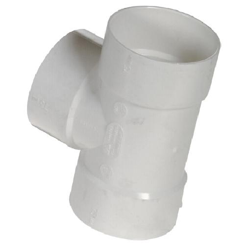 PVC Straight Tee