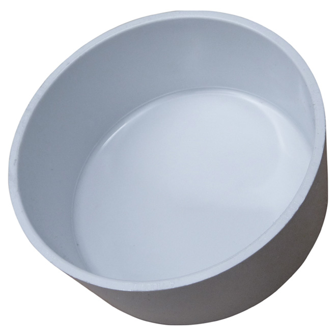 PVC Plain Cap