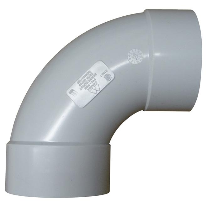 PVC 90° Elbow