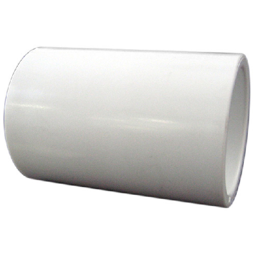 1 1/4-in PVC coupling