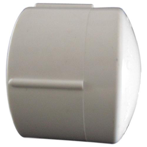 1 1/2-in PVC cap