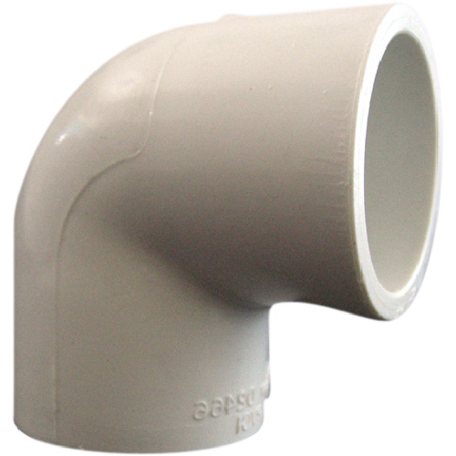 2-in PVC elbow