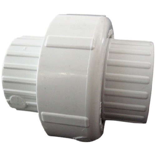3/4-in PVC union