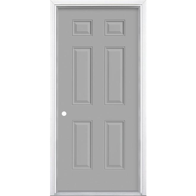 STEEL LEFT DOOR
