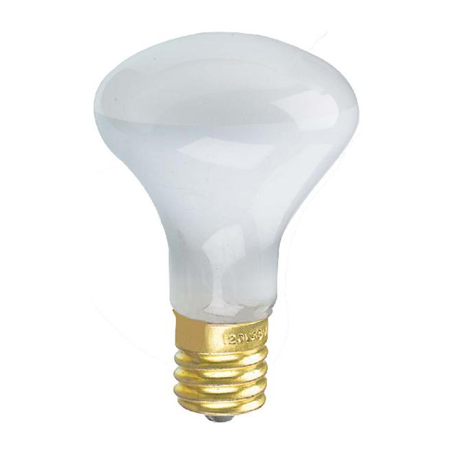 Ampoule incandescente R14, 40 W, givré, 1/pqt
