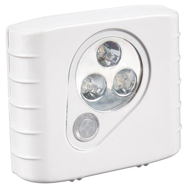 LED Motion-Detector Spot Night Light