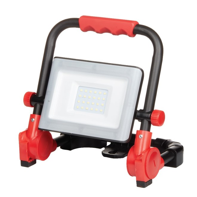 Globe Electric LED 20 W Rechargeable Slim Line Work Light -2000 Lumens - 6500 K