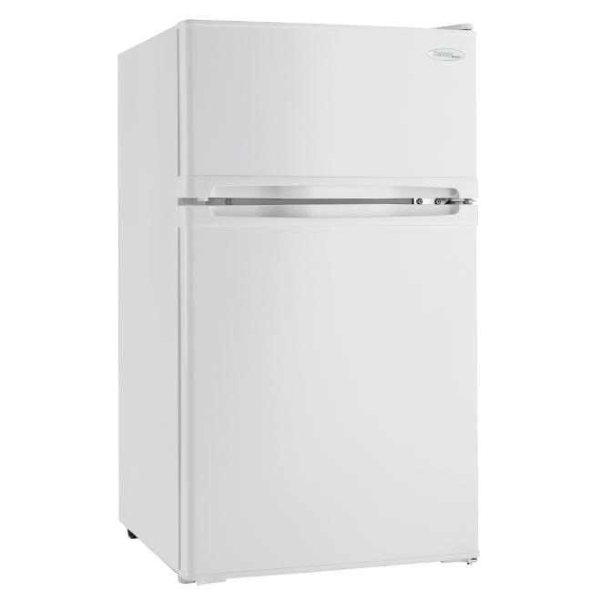 Réfrigérateur compact, 3,1 pi³, blanc