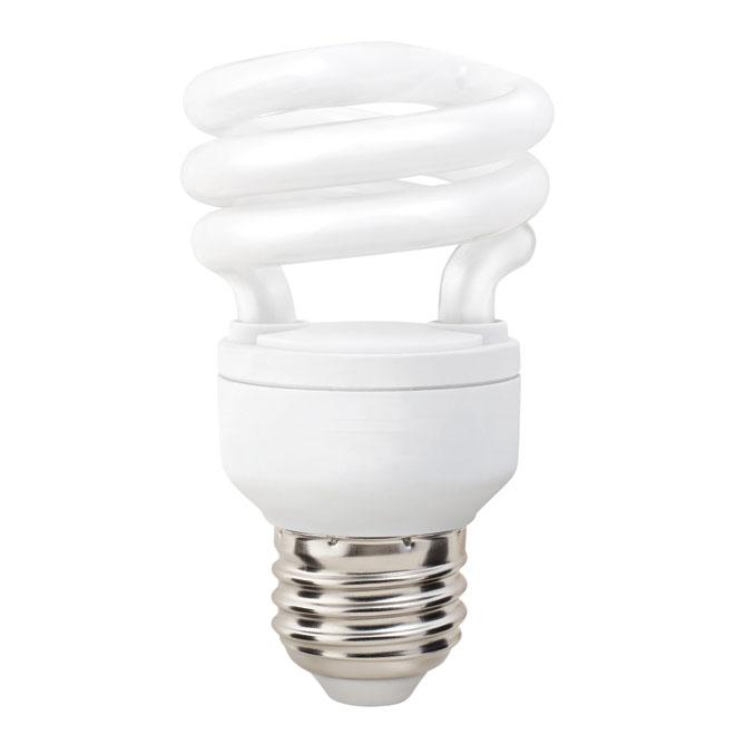 Ampoule fluocompacte 9 W
