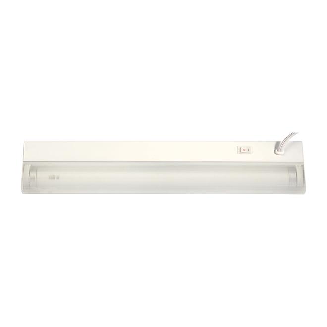 "Globe Light Fixture - Under-Cabinet - Fluorescent - 18"""