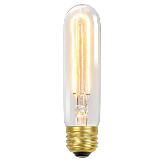 Vintage T10 Bulb - 60 W - Soft White - 1/Pk