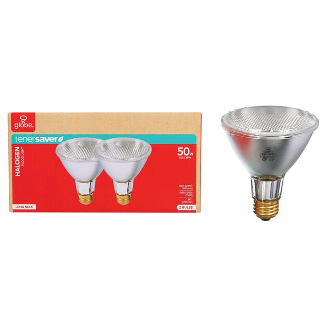 Halogen Bulb PAR30 39 W - Clear - Pack of 2