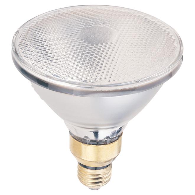 Ampoule halogène PAR38 70 W, paquet de 2, clair