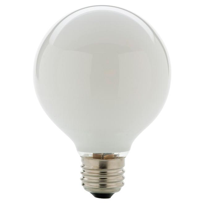 3-Pack 29 W G25 Soft White Halogen Bulbs