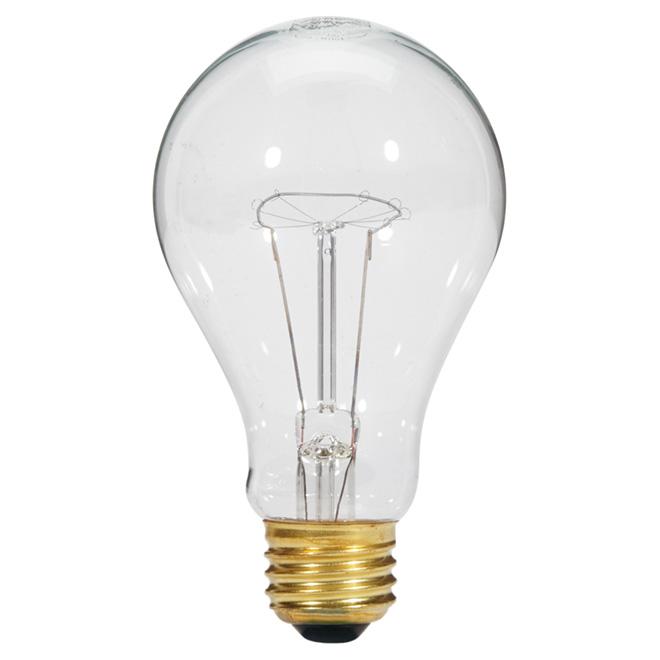 Ampoule incandescente A21/150W, clair