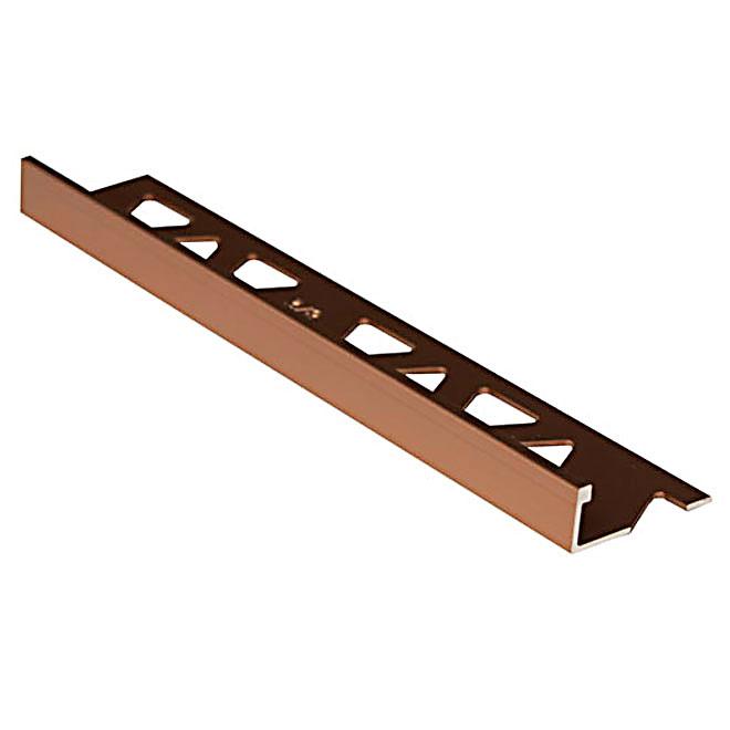 10-mm tile edge