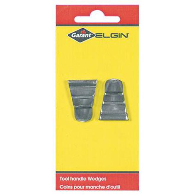 Elgin Steel Wedges - 5/32 x 3/4 x 1 1/8-in - 2-Pack