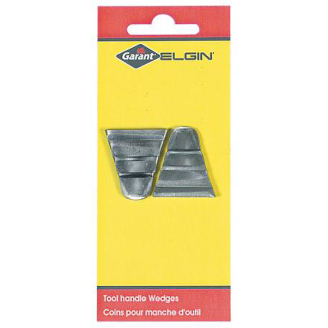 Splitting Wedge - Steel # 5 - 5/32 x 1 x 1 1/8-in - 2-Pack