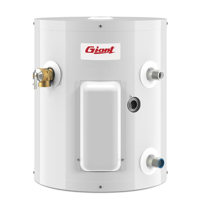 Chauffe-eau électrique, Compact, 120 V, 5 gallons