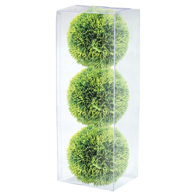 Artificial Grass Balls - Polypropylene - 3 Pieces