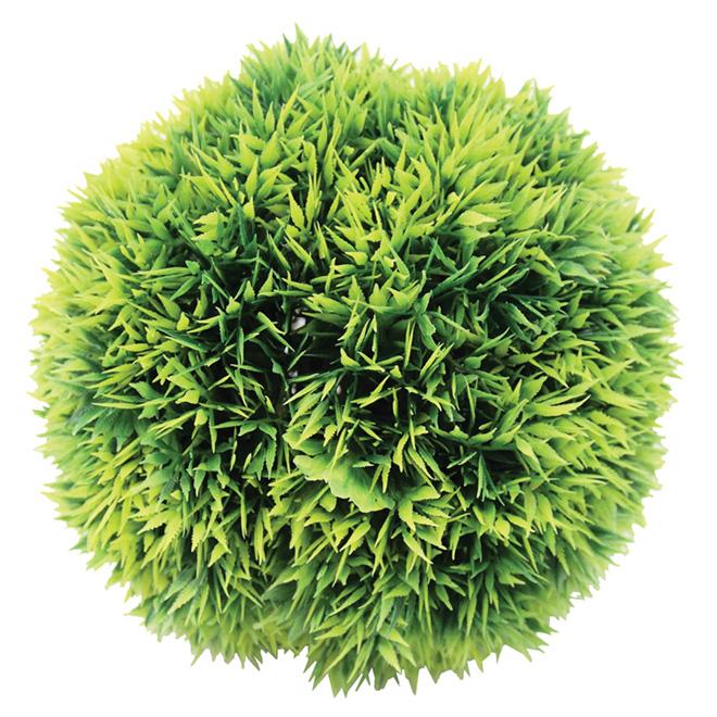 """Artificial Grass Ball - Polypropylene - 14 1/2"""""""