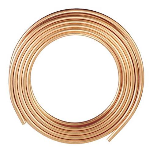 1/4-in Copper pipe