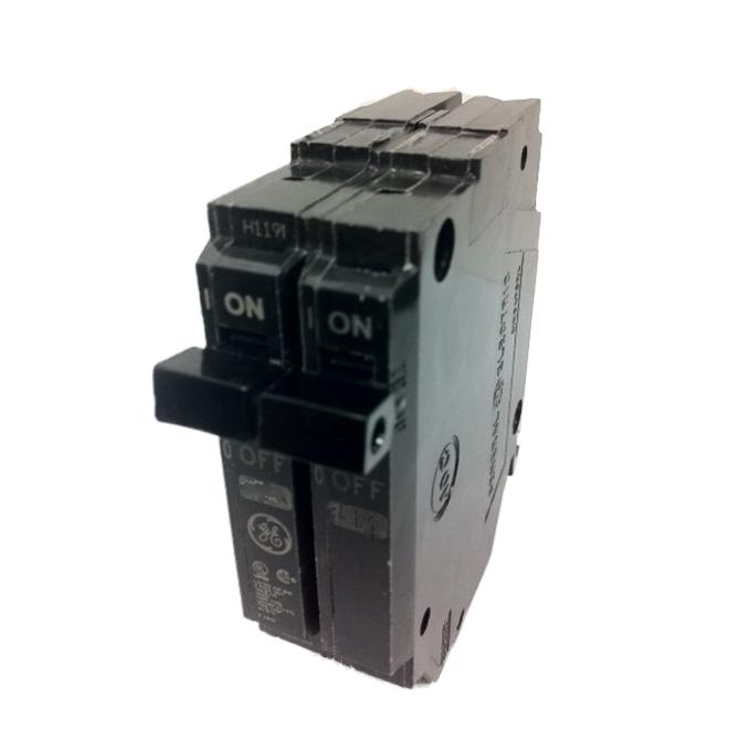 Disjoncteur bipolaire de calibre 30 A, 120/240 V