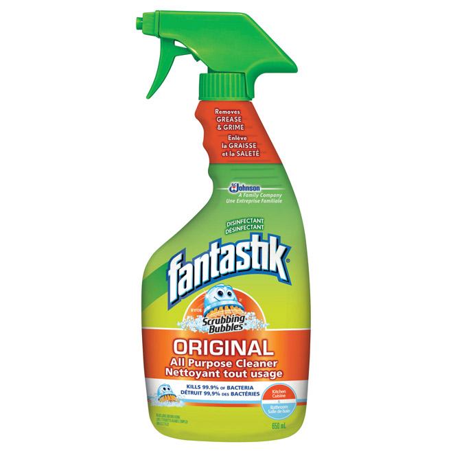 Nettoyant tout usage Original Fantastik, 650 ml