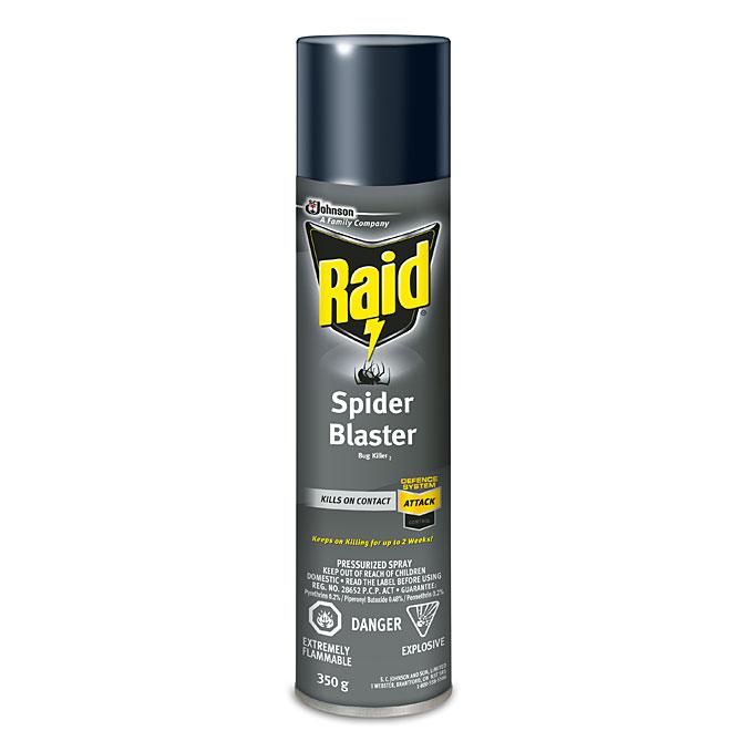 Spider Blaster