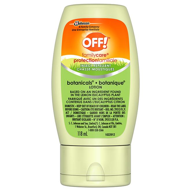 Chasse-moustiques en lotion «Protection Familiale» 118ml