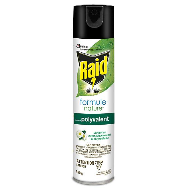 Insecticide à action polyvalente 350 g