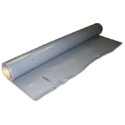 Revêtement de cuve de douche, PVC gris, 5'x40'